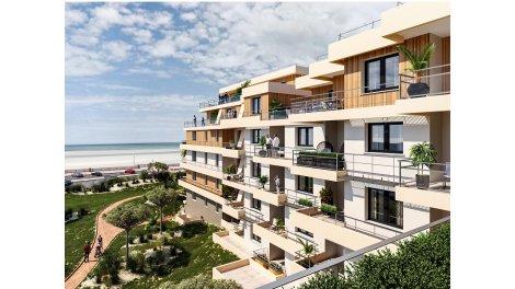 Appartement neuf Face Mer-Stella Plage à Cucq