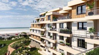 Appartements neufs Face Mer à Cucq