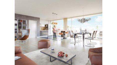 Appartement neuf Cristal Chartrons à Bordeaux