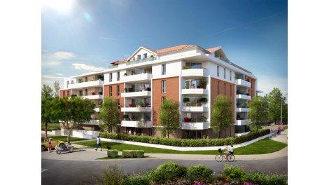 Appartement neuf Esprit Tolosan à Castanet-Tolosan