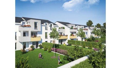 Appartements et maisons neuves Terre de Jade à Antony