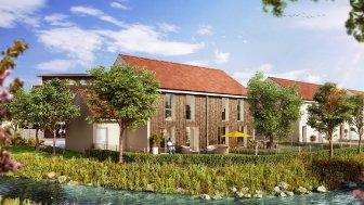 Appartements et maisons neuves Urba Verde investissement loi Pinel à Déville-les-Rouen