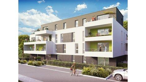 Appartement neuf Pré Vert investissement loi Pinel à Haguenau