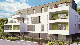 Appartements neufs Pré Vert investissement loi Pinel à Haguenau