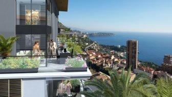 Appartements neufs Krystal Palace éco-habitat à Beausoleil