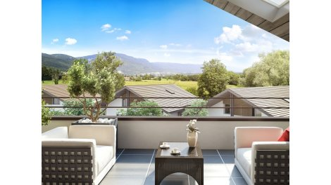 investir dans l'immobilier à Vulbens