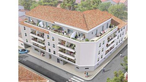 Appartement neuf Les Hauts de Saint-Jean à Toulon