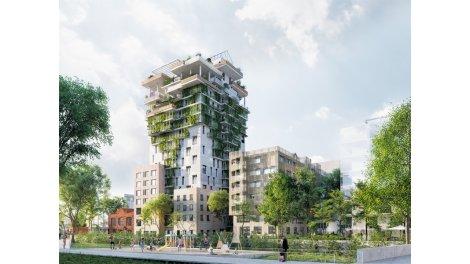 Appartement neuf Sky Garden à Asnieres-sur-Seine