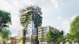Appartements neufs Sky Garden investissement loi Pinel à Asnieres-sur-Seine
