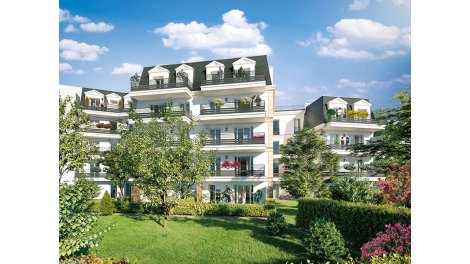 Appartement neuf Fusion investissement loi Pinel à Puteaux