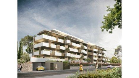 Appartement neuf Résidence Vénétie éco-habitat à Montpellier