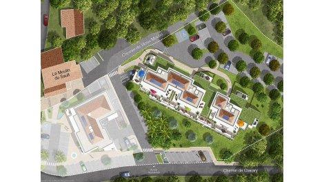 logement neuf à Auribeau-sur-Siagne