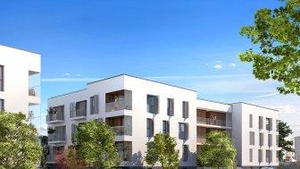 Appartements neufs Carré Opale éco-habitat à Bourg-la-Reine
