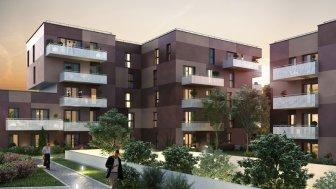 Appartements neufs La Cour des Loges investissement loi Pinel à Haguenau