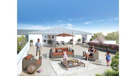 Appartement neuf Résidence de Rangiport éco-habitat à Gargenville