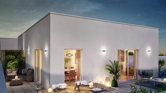 Appartements neufs Cocoon investissement loi Pinel à Saint-Jacques-de-la-Lande