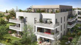Appartements neufs Trilogy à Montpellier