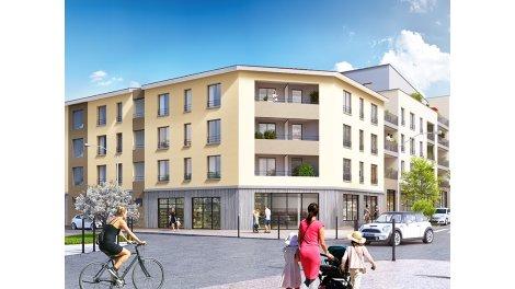 Appartement neuf Horizon éco-habitat à Vénissieux