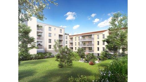 appartement neuf à Vénissieux
