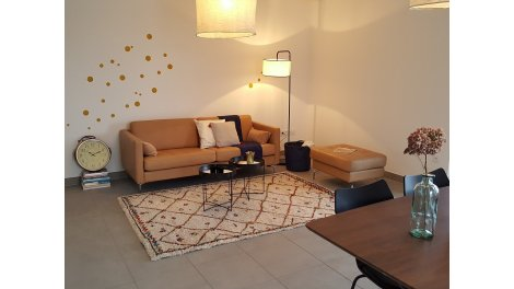 Appartement neuf Terre de Sienne éco-habitat à Achenheim