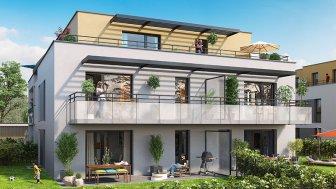 Appartements neufs Bucolic éco-habitat à Oberschaeffolsheim