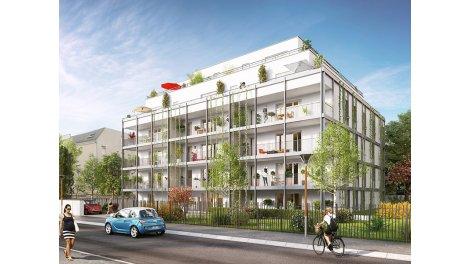 Appartement neuf Arboretum éco-habitat à Strasbourg