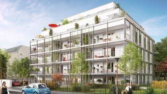 Appartements neufs Arboretum éco-habitat à Strasbourg
