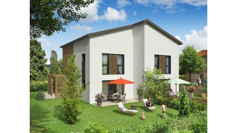 Maisons neuves Les Coteaux à Millery