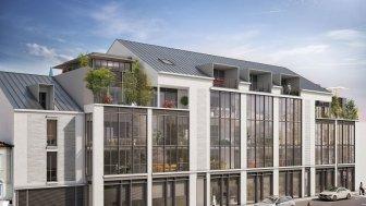 Appartements et maisons neuves Ateliers 144 investissement loi Pinel à Tours