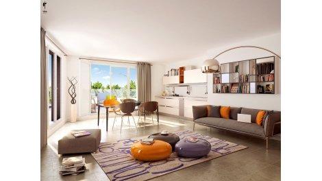 Appartements neufs Camp'us investissement loi Pinel à Nantes