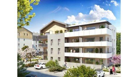 Appartement neuf Imagine 2 investissement loi Pinel à Bons-en-Chablais