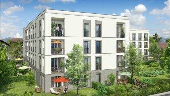 Appartements neufs La Fabrik investissement loi Pinel à Villefranche-sur-Saône