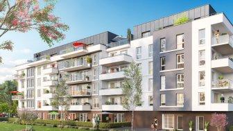 Appartements neufs Osmose éco-habitat à Oberhausbergen