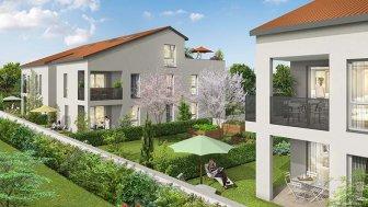 Appartements neufs Villandry éco-habitat à Corbas