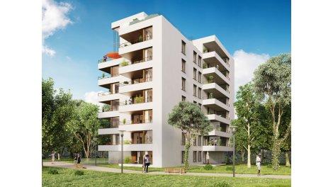 Appartement neuf Le Belvédère 2 à Illkirch-Graffenstaden