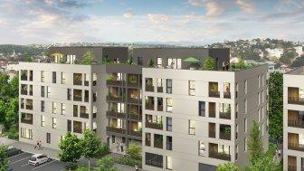 Appartements neufs Quai Ouest éco-habitat à Brignais