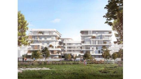 Appartement neuf Fragrance éco-habitat à Castelnau-le-Lez
