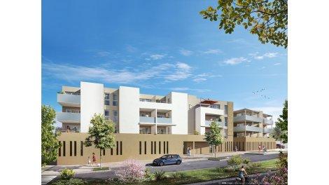 Appartements et maisons neuves Les Alizés à Miramas