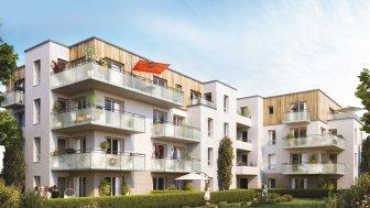 Appartements neufs Place Verte éco-habitat à Halluin