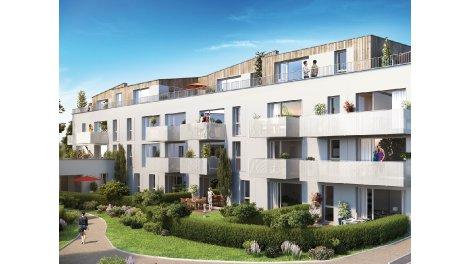 Appartements neufs Clos Jacquard investissement loi Pinel à Baisieux