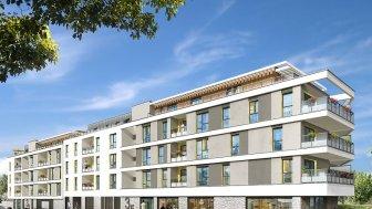 Appartements neufs Vil'Lariboisière investissement loi Pinel à Thorigne-Fouillard