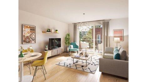 Appartement neuf Prochainement éco-habitat à Le Petit-Quevilly