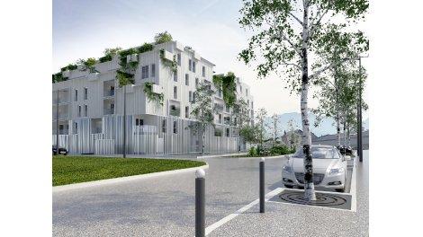 Appartement neuf Les Ateliers 130 investissement loi Pinel à Chambéry