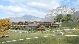 Appartements neufs Le Hameau de Douce-Noire investissement loi Pinel à Barby