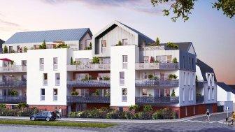 Appartements neufs Le Stuart investissement loi Pinel à Orléans