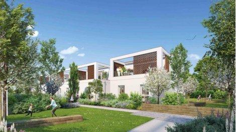 Appartement neuf Confidences éco-habitat à Le Pian-Médoc
