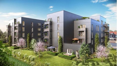 Appartement neuf Esprit Nature à Tourcoing