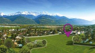 Appartements neufs Les Lodges éco-habitat à Bernin