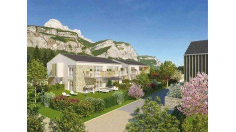 immobilier basse consommation à Bernin