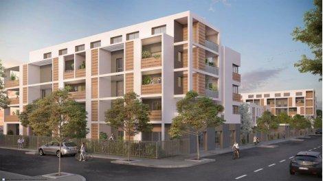 Appartement neuf Recto Verso éco-habitat à Brignais